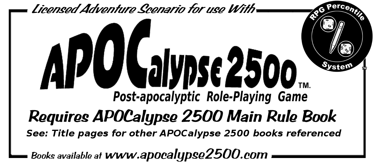 APOCalypse 2500 Compatible Products Logo
