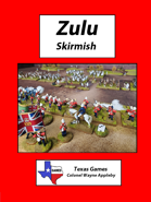 Zulu, Rules for Miniatures