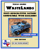 WasteLands Starter Pack