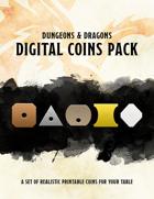 Digital Coins Pack