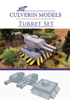 Turrets Set