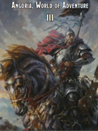 Angoria Book III - Southern Lands
