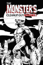The Monster's Cleanup Guy