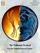 Pallowen: Festival of the Frightful Harvest