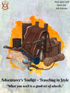 Adventurer's Toolkit: Traveling in Style