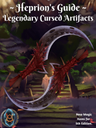 Heprion's Guide: Legendary Cursed Items