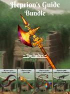 Heprion's Guide 1 [BUNDLE]