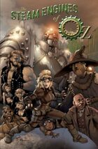 The Steam Engines of Oz Complete 2-Volumes