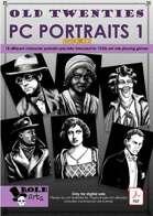 Old Twenties PC Portraits 1