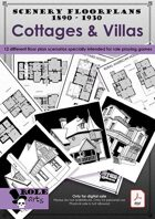 SCENERY FLOORPLANS - Cottages and Villas