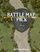 Battle Map Pack - Trails