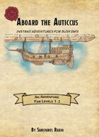 Aboard the Auticcus