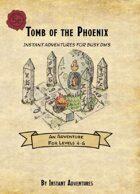 Tomb of the Phoenix (Charity Adventure)