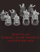 Modular Wheelchair mobile Artificer