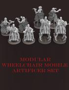 Modular Wheelchair mobile Artificer