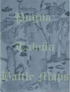 RPG Battle Map Bundle (3) + Short Scenarios. Hand drawn, Digital Product