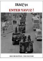 OBSCURE BATTLES 2 - COLD WAR - Scenario#3 Enter Yavuz
