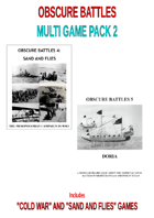 Obscure Battles : Cold War Field Marechal Pack