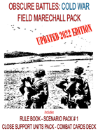 OBSCURE BATTLES 2 - COLD WAR - FIELDMARECHALL PACK (UPDATED)