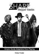 SHARP Magyar kiadás