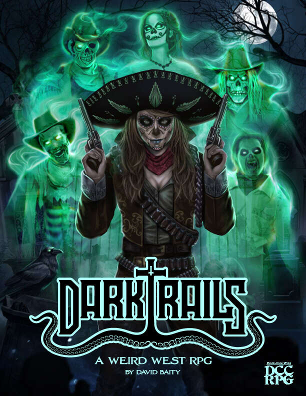 Dark Trails RPG - Bootleg Edition