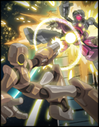 Boss Rush 21XX: Character Forms