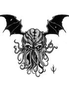 Cthulhu Head - Stock art
