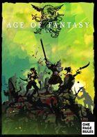 Age of Fantasy - Full Rulebook