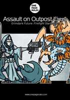 Grimdark Future: Firefight Starter Set - Assault on Outpost Lixus