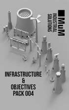 Infrastructure & Objectives Pack 04 (STL Pack)