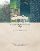Encounters by Environment - Jungle