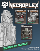 Necroplex 3D Building Blocks Bundle [BUNDLE]