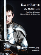 Day of Battle - Medieval Wargame Rule