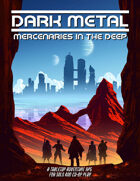 Dark Metal: Solo SciFi Tabletop Adventure RPG