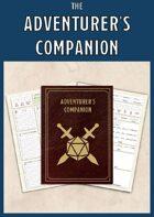 The Adventurer's Companion