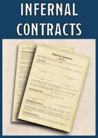 Infernal Contract for Fantasy RPGs