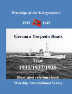 German Torpedo Boats type 1935/1937/1939