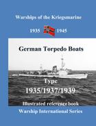 German Torpedo Boats type 1935/1937/1939