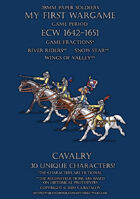 28mm ECW Protest League. Cavalry 1640-1660