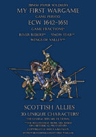 28mm ECW Protest League. Scottish allies 1640-1660.
