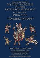 Snow Star. Nomadic Indians 15-18c.