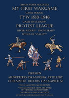 Protest League. TYW 1618-1648 [BUNDLE]