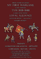 Loyal Alliance. TYW 1618-1648. [BUNDLE]