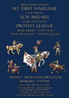 Protest League. ECW 1642-1651. [BUNDLE]