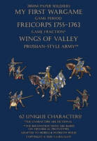 Wings of Valley. Prussian-style army 1755-1763