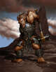 RPG Stock Art: Bugbear Chief