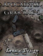 Apocalypse Grab Bag 1