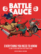 BattleSauce Core Rulebook