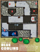 Dungeon of the Blue Goblins