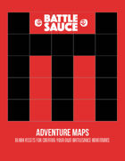 BattleSauce Adventure Maps